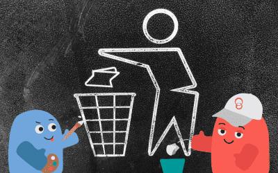 Goodies en plastique : Les limites de la recyclabilité