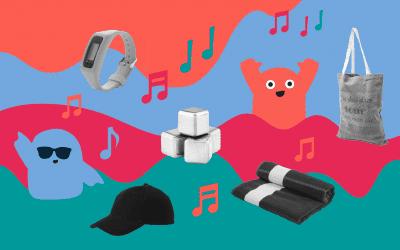 Festivals de musique 2020 : quels goodies choisir ?