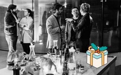 Top 5 des cadeaux collaborateurs de fin d'année