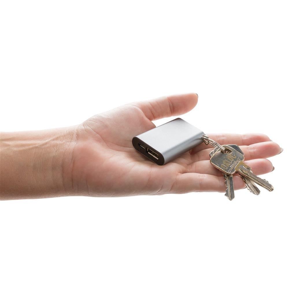 porte clé batterie et main